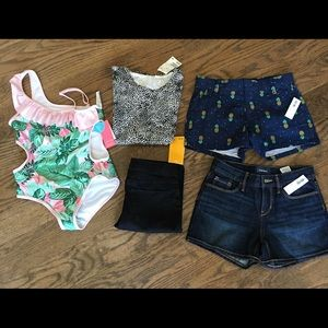 *BRAND NEW* with tags Girls size 8-9 &10 clothing